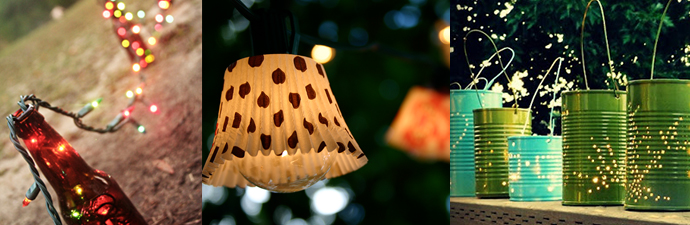 Alluring Lanterns, Captivating Cupcake Lights, Bombastic Beer Bottle Runners